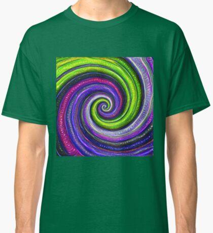 Source #DeepDream #Art Classic T-Shirt