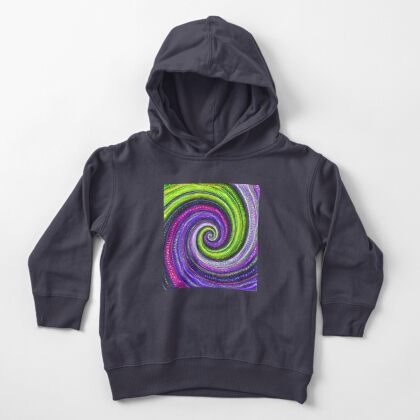 Source #DeepDream #Art Toddler Pullover Hoodie