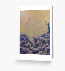 We All Come From Stars by 'Donna Williams' Greeting Card