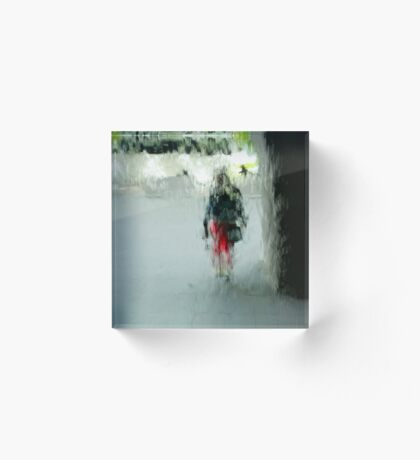 vendour palette #2 (orchestral arrivals) Acrylic Block