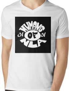 Humans of Nummela  Mens V-Neck T-Shirt