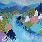 Summer Hills by ClairBremner