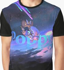 League of Legends - Star Guardian Poppy  Graphic T-Shirt