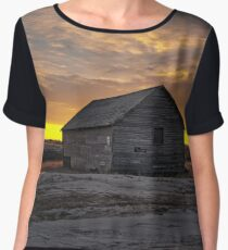 Prairie Morning Women's Chiffon Top