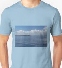 Traveling Through Unisex T-Shirt