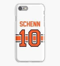 Brayden Schenn - Philadelphia Flyers in WHITE iPhone Case/Skin
