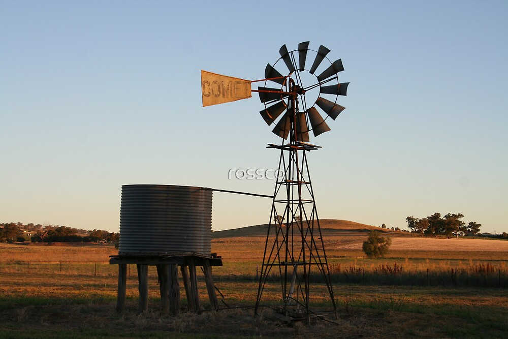 The Outback by rossco