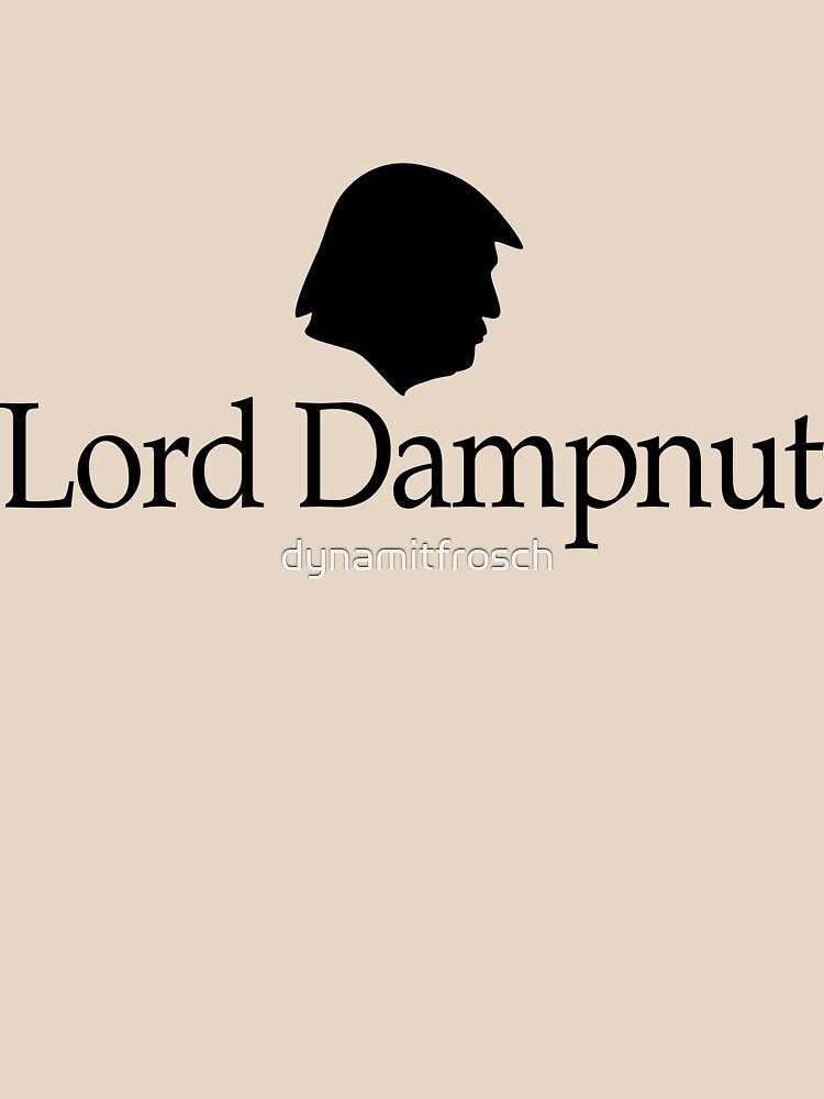 Lord Dampnut von dynamitfrosch