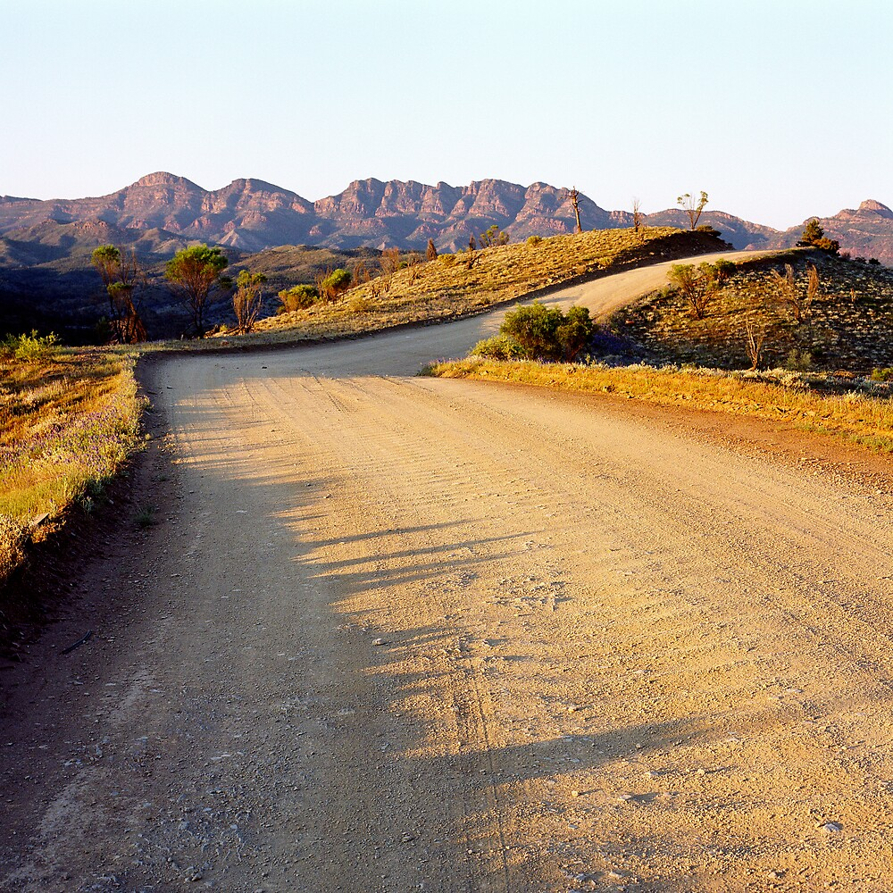 Road to the Ranges by mgimagery