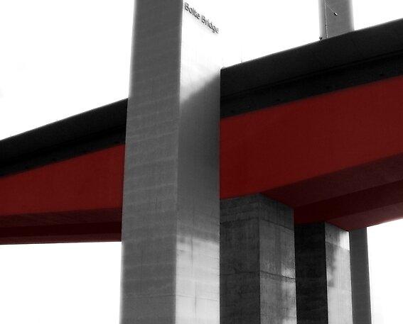 BOLTE BRIDGE by L B