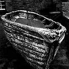Old Boat by Samantha Higgs