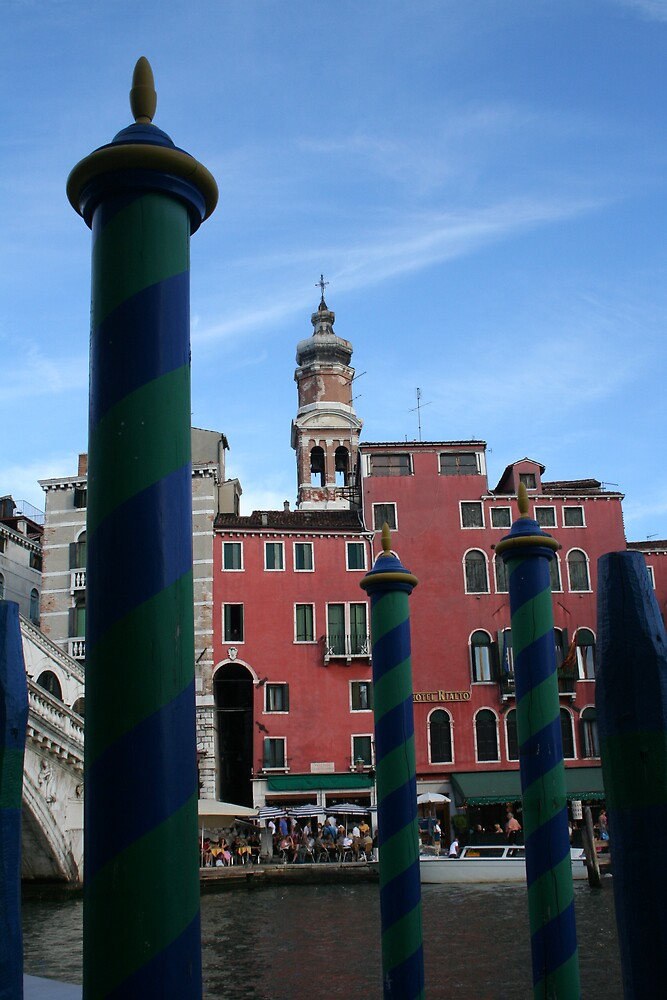 Hotel Rialto - Venice by CaraR