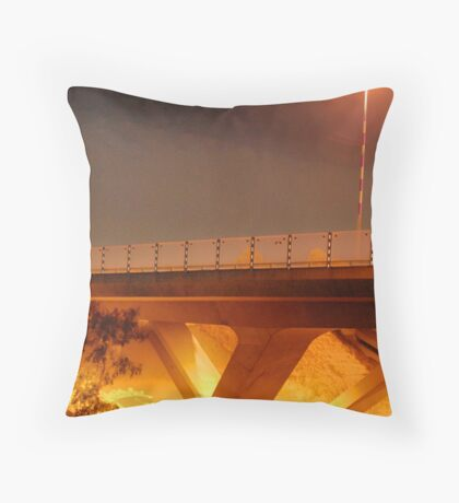 Thunderbirds Are Go! Throw Pillow