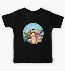 Stampy Cat and His Friends Kids Tee