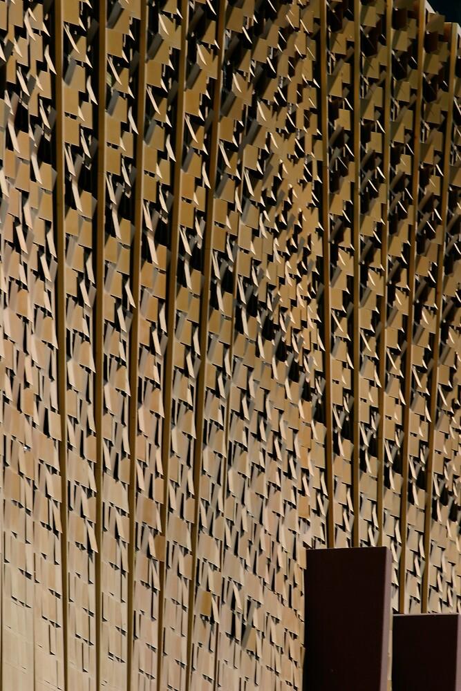 Golden Pattern by Mark Williamson