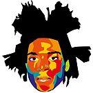 Jean Michel Basquiat  by 2piu2design