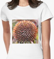 Echinacea Women's Fitted T-Shirt