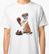 The Boxer (wordless) Classic T-Shirt