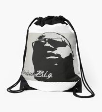 Nortorious B.I.G. Drawstring Bag