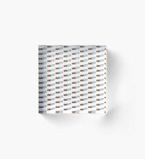 time capsule Acrylic Block