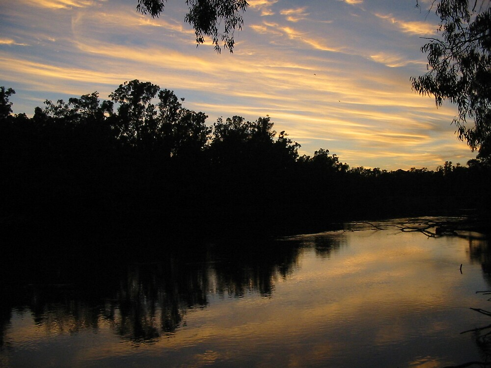 Murray River by Wormfish