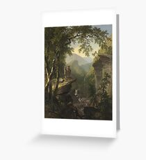 Asher Brown Durand - Kindred Spirits Greeting Card