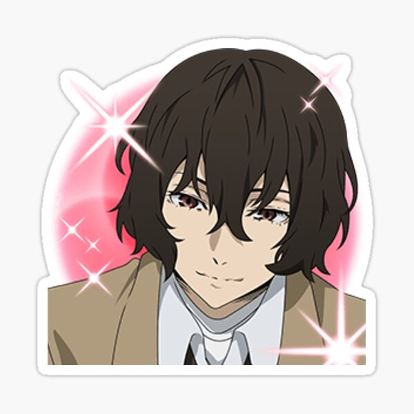 Charming Dazai Sticker