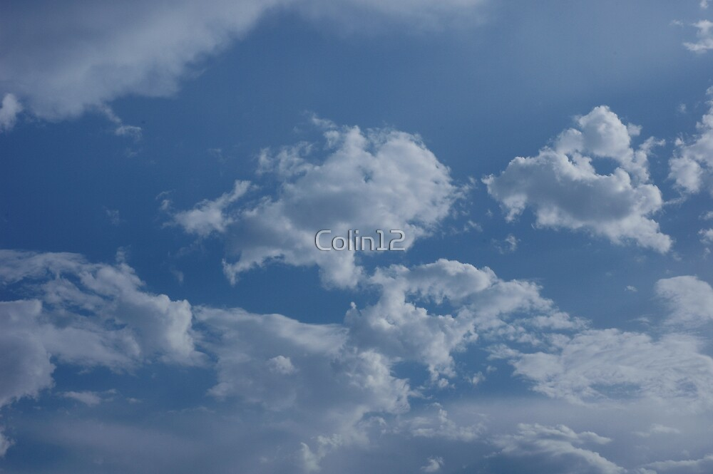 Soft Clouds by Colin12