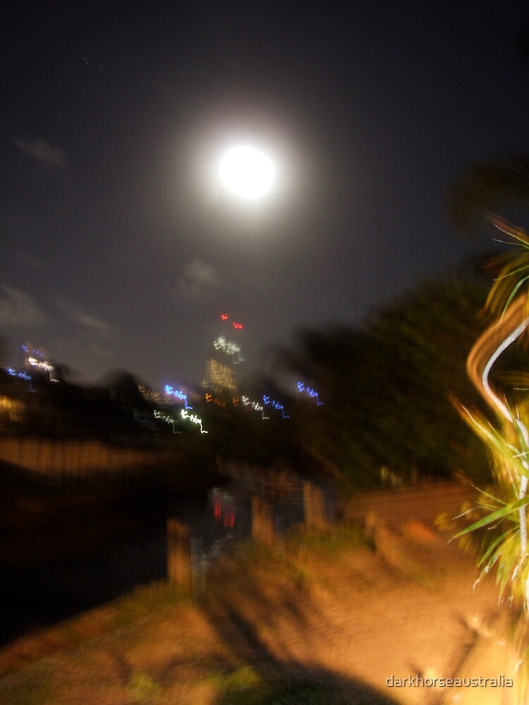 Moonlight by darkhorseaustralia