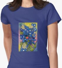 TEXAS LADYBUG Womens Fitted T-Shirt