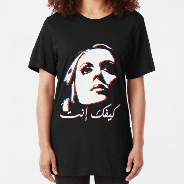 Fayrouz  Slim Fit T-Shirt
