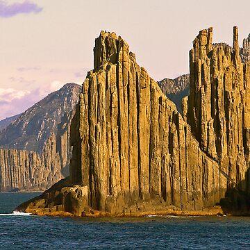Tasman Peninsula - Tasmania by SteveKilburn