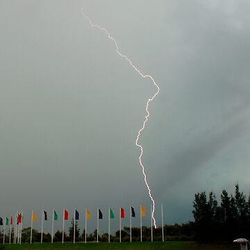 Lightning at Penrith by SteveKilburn