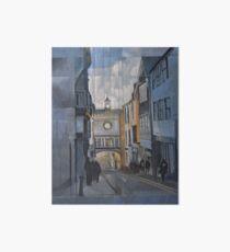 Totnes Clock Tower Art Board