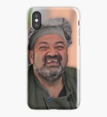 Smiling Chef iPhone Case/Skin