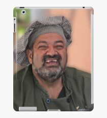 Smiling Chef iPad Case/Skin
