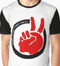 American Indian Movement Graphic T-Shirt