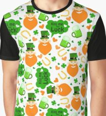 Funny Patrick's Day.  Graphic T-Shirt