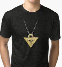 Yu-Gi-Oh! Millennium Puzzle Tri-blend T-Shirt