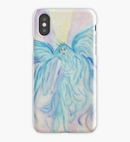 God Sends Angels iPhone Case