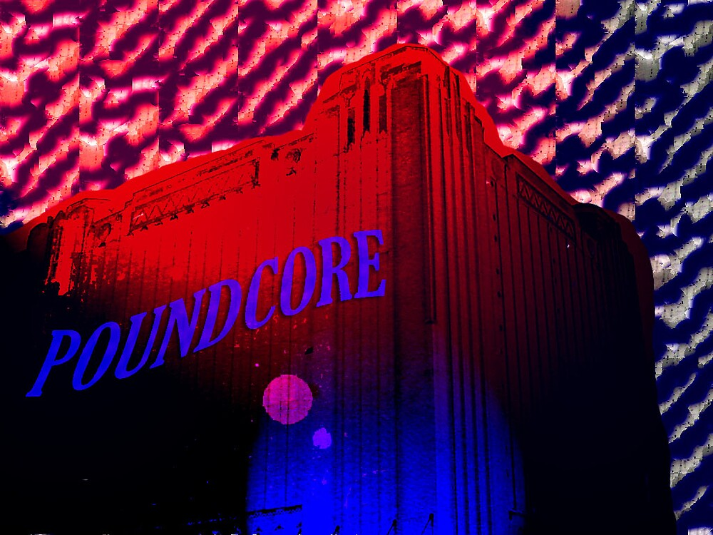 poundcore by mark beckwith