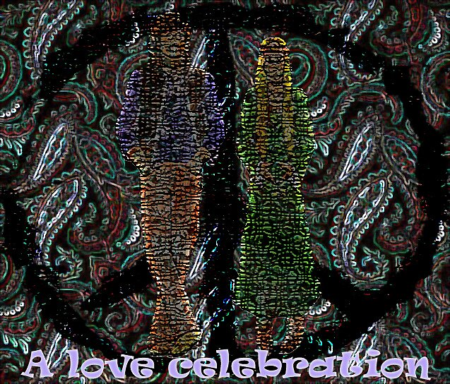 a love celebration by mark beckwith