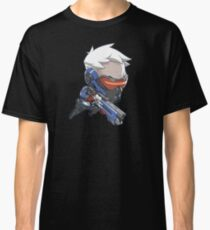 Soldier 76 Mono Classic T-Shirt