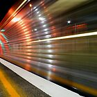 Night Train by Mark Snelson