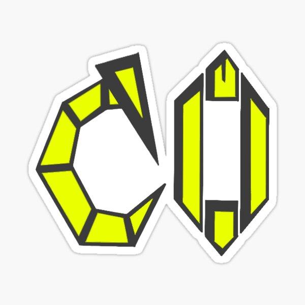 Complextro Emblem - Trapped Sticker