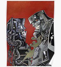 Transformers Goodbye Prime Poster