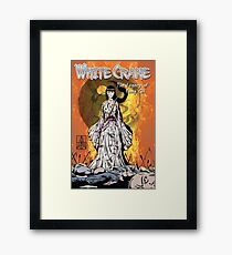 White Crane – The Legacy of Fang Chi, Vol 1  Framed Print