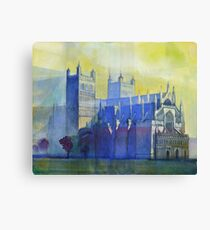 Exeter Cathedral, Devon Canvas Print
