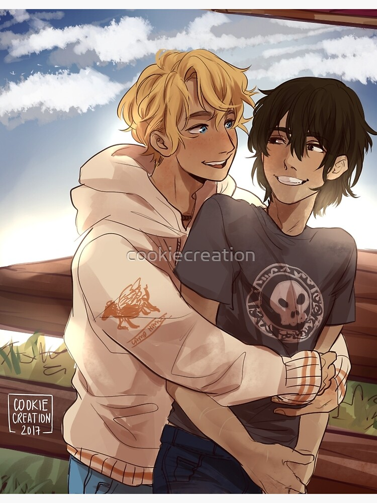 Solangelo by cookiecreation