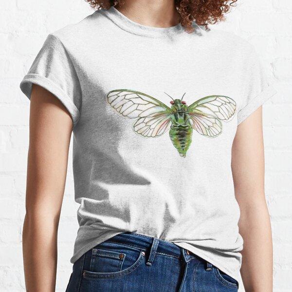 Green Cicada Classic T-Shirt